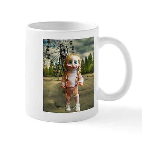 Creepy Mary at the Fair Mug
