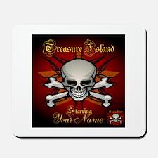 Treasure Island Mousepad