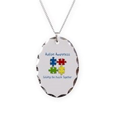 Solving The Puzzle Together Necklace