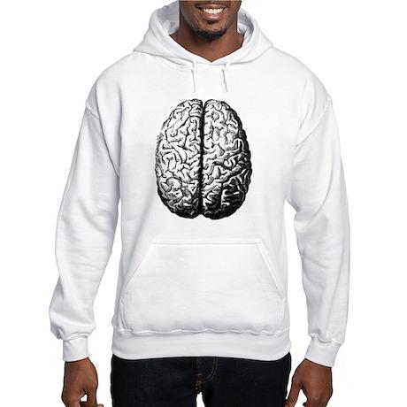 Brain II Hooded Sweatshirt