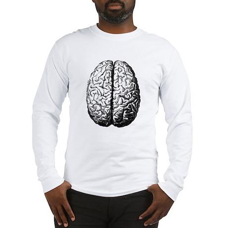 Brain II Long Sleeve T-Shirt