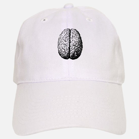 Brain II Baseball Baseball Cap