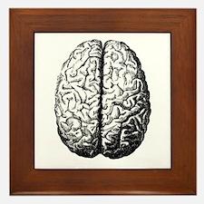 Brain II Framed Tile