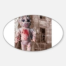 Scary Nigel doll Decal