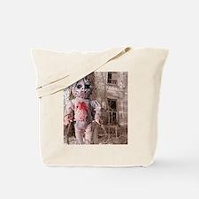 Scary Nigel doll Tote Bag