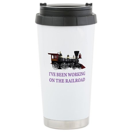 I've Been Working on the Railroad Stainless Steel