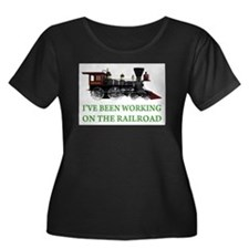 I've Been Working on the Railroad T