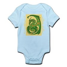 Green Dragon. Infant Bodysuit