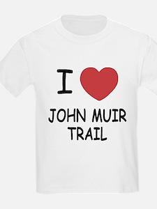 I heart john muir trail T-Shirt