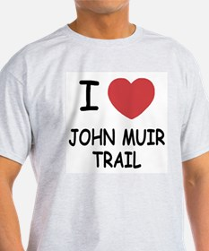 I heart john muir trail T-Shirt