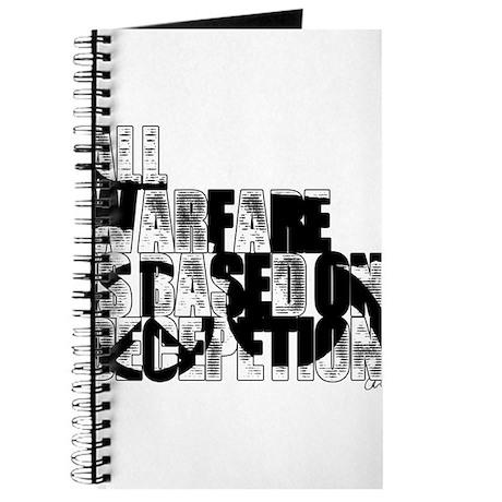 The Art of War Journal