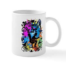 Gamer 4 Life Small Mug