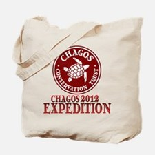 Chagos Expedition Tote Bag