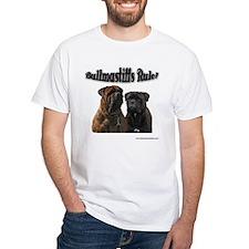 bullmastiffsrulechampandhar T-Shirt