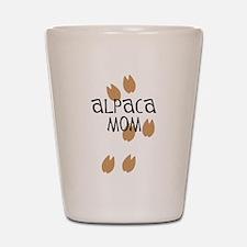 Alpaca Mom Shot Glass