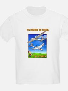 Sky Surfer Rather Be Flying T-Shirt