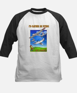 Sky Surfer Rather Be Flying Tee