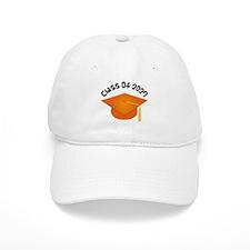 Class of 2027 (Orange) Baseball Cap