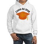Class of 2028 (Orange) Hooded Sweatshirt
