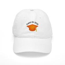 Class of 2029 (Orange) Baseball Cap