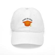 Class of 2030 (Orange) Baseball Cap