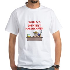world's greatest handicapper Shirt