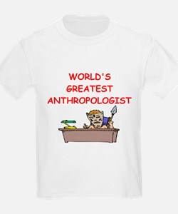 world's greatest anthropolois T-Shirt