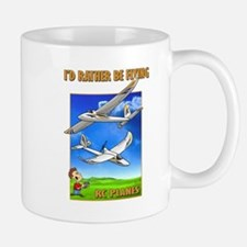Bixler Rather Be Flying Small Small Mug