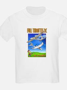 Bixler Full Throttle RC T-Shirt