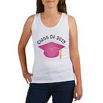 Class of 2019 (Pink) Women's Tank Top
