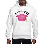 Class of 2025 (Pink) Hooded Sweatshirt