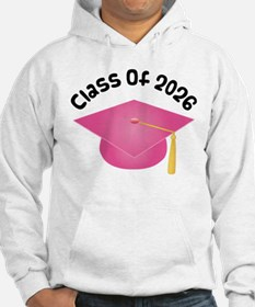 Class of 2026 (Pink) Hoodie