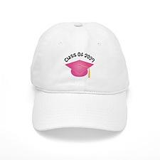 Class of 2027 (Pink) Baseball Cap