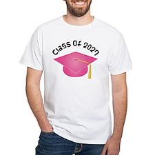 Class of 2027 (Pink) Shirt