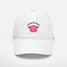 Class of 2029 (Pink) Baseball Baseball Cap