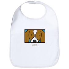 Anime Beagle Bib