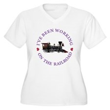 I've Been Working T-Shirt