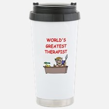 therapist Travel Mug