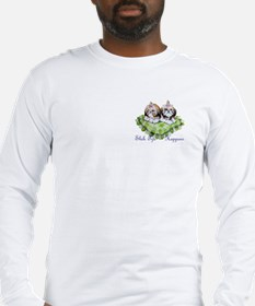 Shih Tzu Happens! Long Sleeve T-Shirt