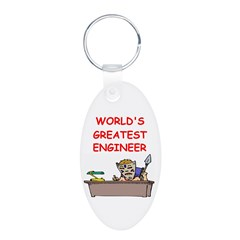 engineer Keychains