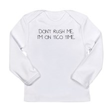 Tico Time Long Sleeve Infant T-Shirt