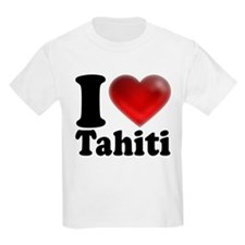 I Heart Tahiti T-Shirt