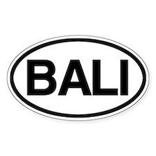 Bali Bumper Stickers
