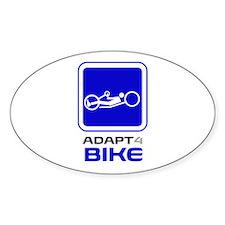 Adaptive Hand Biking Decal
