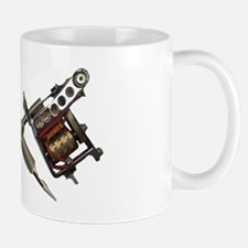 Twin Tattoo Needles Mug