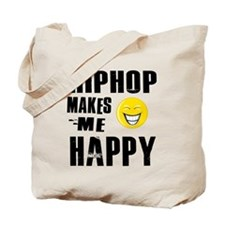 Cool Hip Hop designs Tote Bag