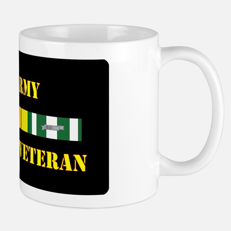 Army Vietnam Vet Small Mugs
