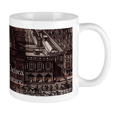 Chelsea Morning 10oz Coffee Mug