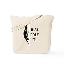 Funny Just dance Tote Bag