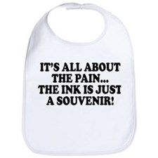 It's All About the Pain V1 Bib